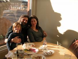 John & Sara Share their Birthdays For Fifth Time @ Gardens!