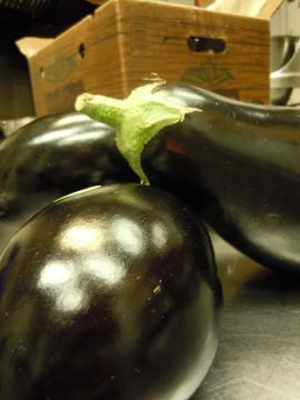 Eggplant is BACK!!!Just a bit More Than Double the Price & We're Cranking Out Mousakas and Melitzana