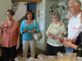 Ingrid's Birthday Celebrated @ Gardens!!!